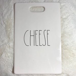 💗SOLD💗 CHEESE Rae Dunn board Large LL Collection